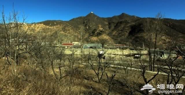 鹞子峪古堡:北京长城脚下唯一一个保存完整的古堡[墙根网]