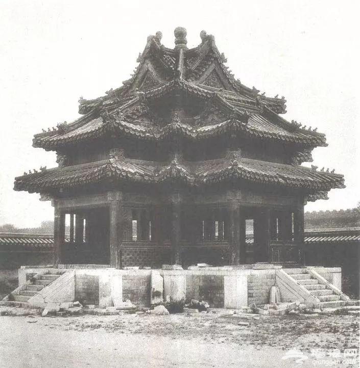 故宫有三座门500年来从未开放 大高玄殿里到底藏有什么秘密?[墙根网]