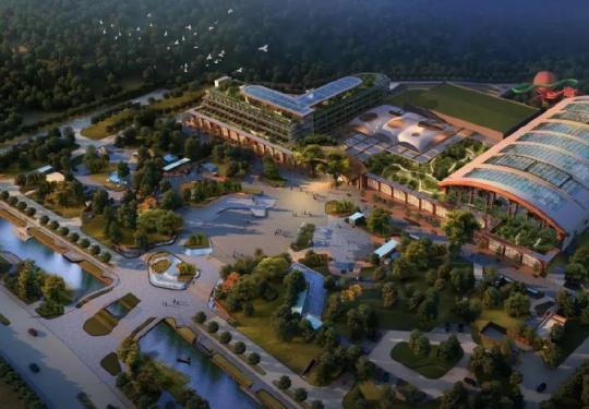 杭州开元森泊度假乐园将开业 现实版的爱丽丝仙境