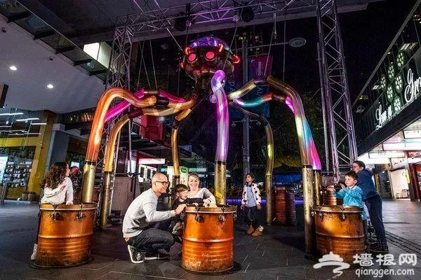 2019北京蓝色港湾灯光节(举办时间、地点、攻略)[墙根网]