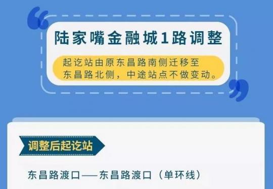 12月16日浦东三条公交线路调整|附调整新路