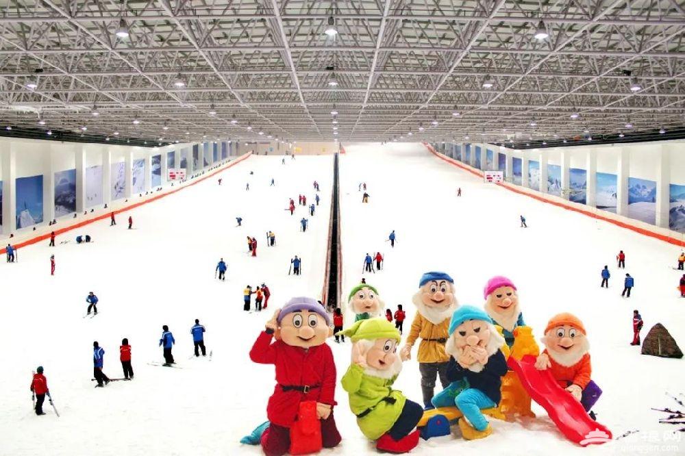 上海周边6大绝美滑雪场 尽享速度与激情[墙根网]