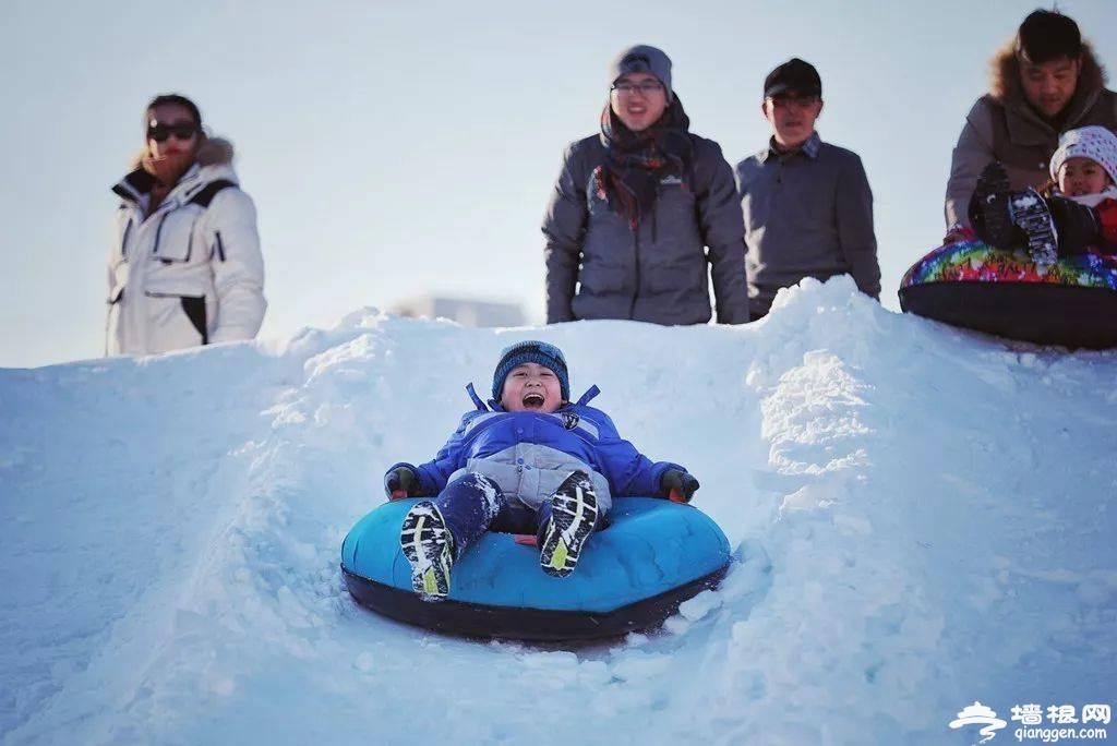 石景山喜隆多雪娃娃冰雪乐园特价门票19.9元,限量1000张哦![墙根网]