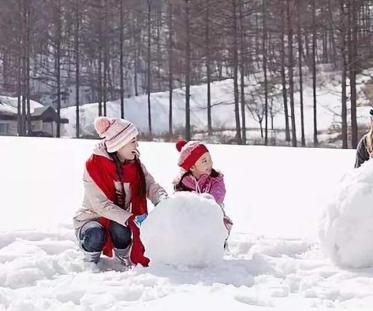 喜隆多雪娃娃冰雪乐园