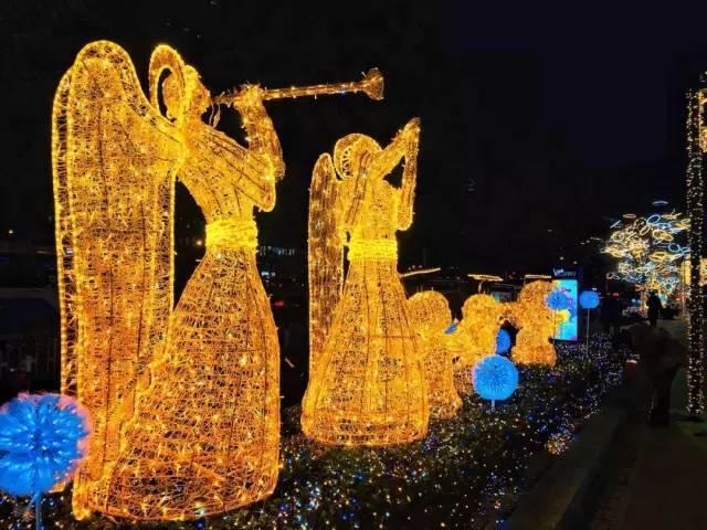 2018北京圣诞节都有哪些展览?北京圣诞节购物中心展览汇总[墙根网]