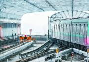 """探秘北京""""地下南中轴"""":边乘地铁边看故事 现代化设施一应俱全"""