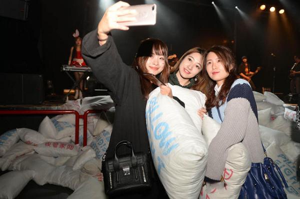 2018-2019杭州跨年倒计时重磅活动超级枕头大战门票购票[墙根网]