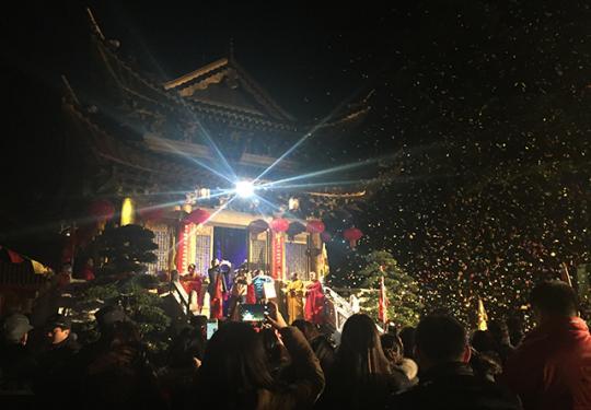 2019上海跨年撞钟活动 (龙华寺+东林寺)