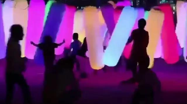 2018保定华创广场圣诞节活动