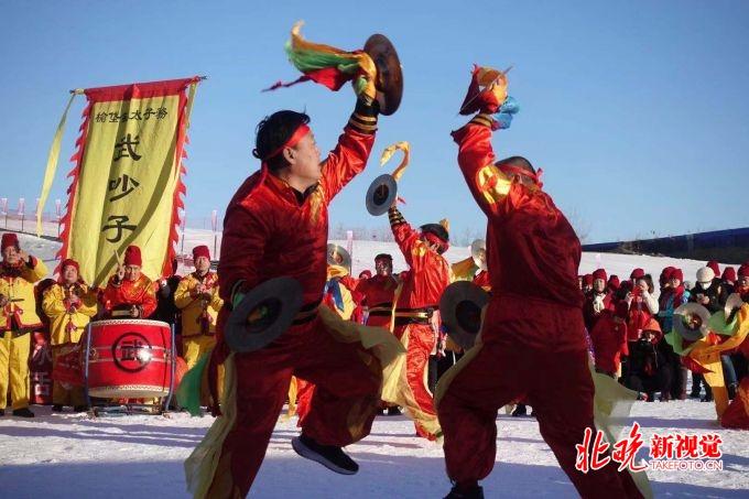 """北京大兴启动市民快乐冰雪季,万张免费冰雪体验票邀市民""""触冰""""[墙根网]"""