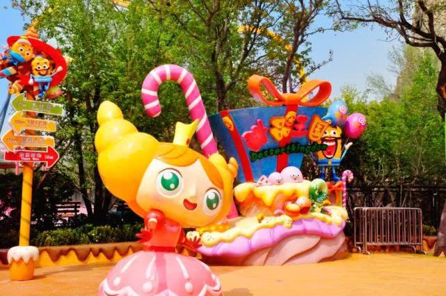 持北京亲子年票 元旦小长假畅玩北京欢乐谷[墙根网]