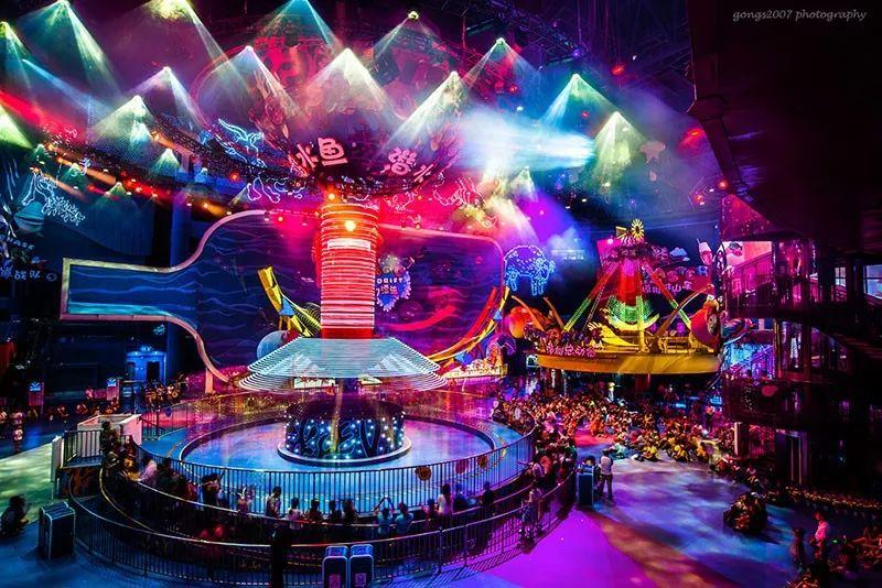 北京欢乐谷冬季游玩攻略 四大室内游乐开启暖冬欢乐之旅[墙根网]