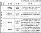 北京市屬公園推30項主題游園活動迎新年 快來看看有哪些?