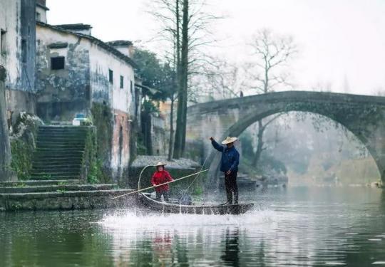 浙江最值得一游的7个冬日古镇 你去过几个