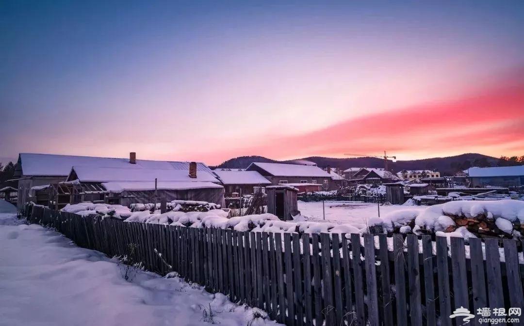 中国最美的6大雪乡 踏雪而行不负冬季 (图)[墙根网]