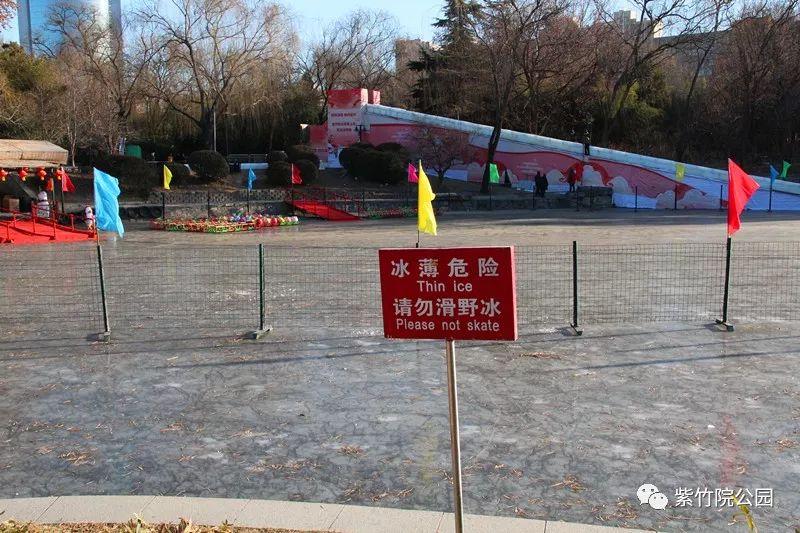 2019紫竹院公园第二届欢乐冰雪季(时间、价格、活动)[墙根网]