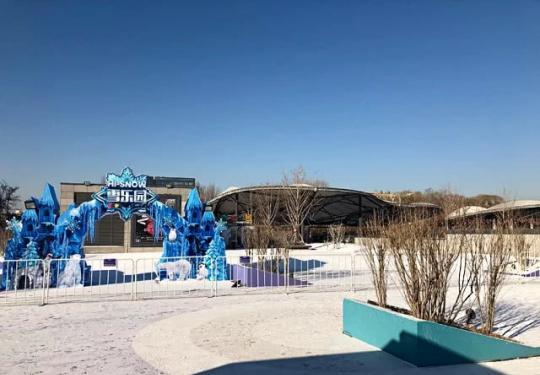 五棵松华熙LIV·HI-SNOW 雪乐园企鹅嘉年华(时间+地点+活动介绍+购票)