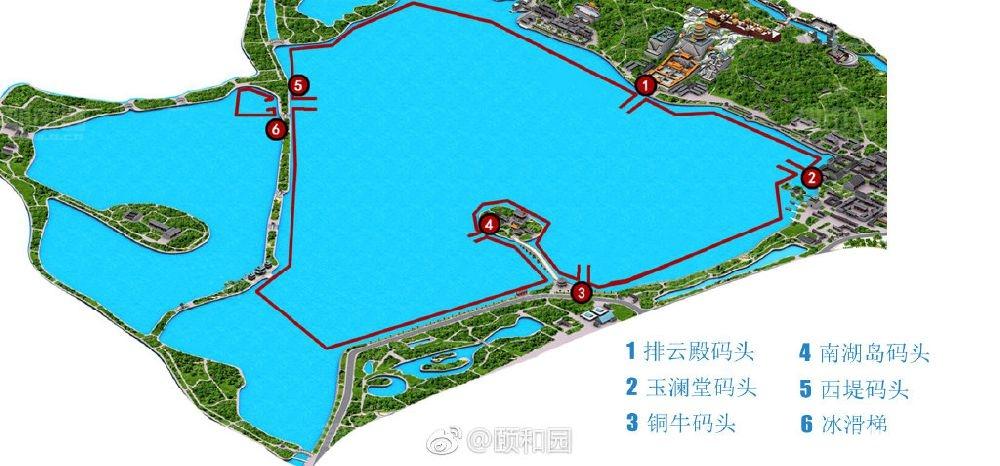 2019颐和园冰场开放时间收费项目及相关提示