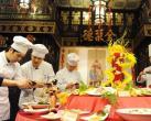 京城老字号餐厅春节预订火爆,雅间几乎订满