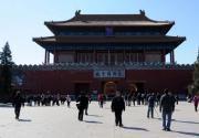 故宫开辟神武门外至东华门外新通道 观众不用再绕行前往王府井