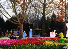 """北京世界公园举办""""2019新春花灯大拜年""""游园活动(时间+内容)"""