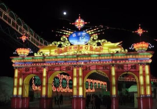 2019年北京最热闹的元宵灯会,不要再错过了