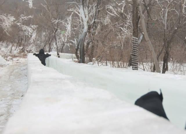 2019北京灵山冰雪节1月12日开幕 体验600米冰滑梯[墙根网]