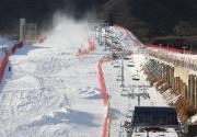 温泉冰雪体育公园 离城区最近的滑雪场开业了,就在西山脚下!