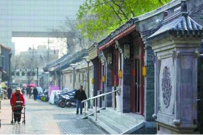 达智桥胡同,首条住着老街坊的步行街