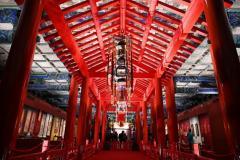 腊月初二故宫请您进宫过年 观众可看展览、赏宫灯、品老字号