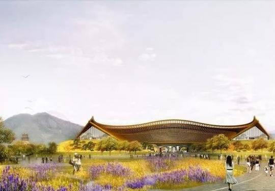 """2019,世界园艺博览会进入""""北京时间"""",快来看看世园会进展!"""