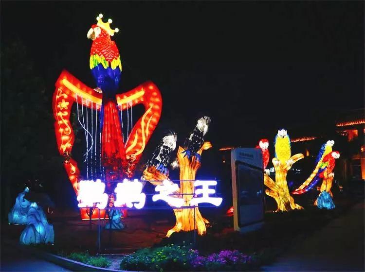 2019北京南宫新春游园灯光夜(时间+门票优惠+交通)[墙根网]