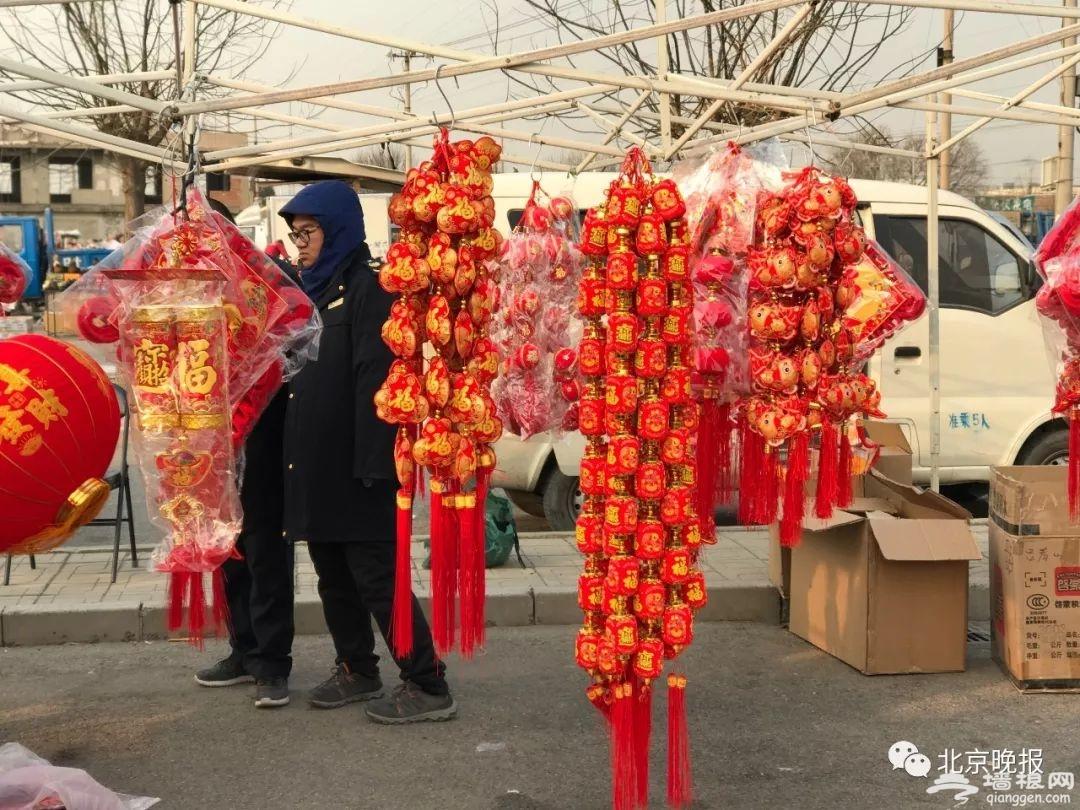 """北京大集有哪些?这里号称""""京东第一大集"""",年货多得数不清![墙根网]"""