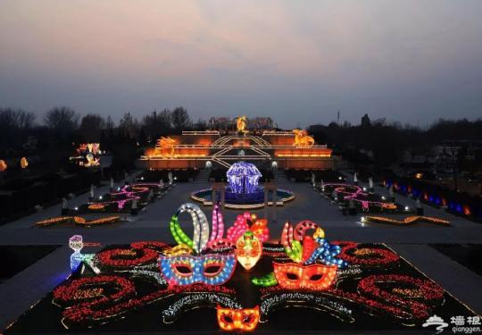 2019北京世界公园新春灯会(时间+优惠门票+交通)