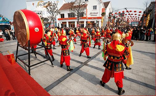 2017-2018上海欢乐谷跨年灯会 85天光影狂欢庆五节