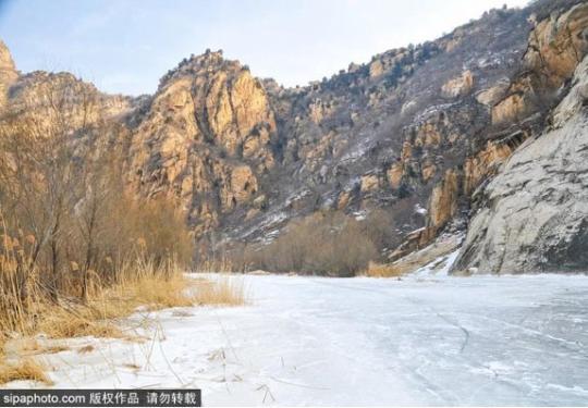 白河峽谷 被姜文一眼相中的京郊美景地