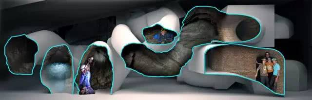 798探洞中心 开启冒险新野法[墙根网]