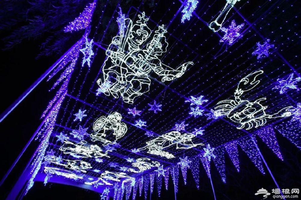 2019上海欢乐谷灯光节时间、门票、交通[墙根网]