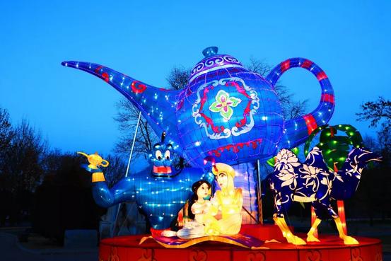 2019北京世界公园新春灯会门票价格及优惠购票入口