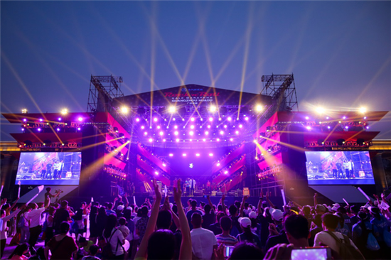 2019广州花都摇滚马拉松举办时间、地点、费用、赛程[墙根网]