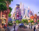 """上海迪士尼度假区宣布全新扩建项目 乐园将新增""""疯狂动物城""""主题园区"""