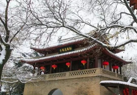 2019西安小雁塔荐福文化大庙会(时间+交通)