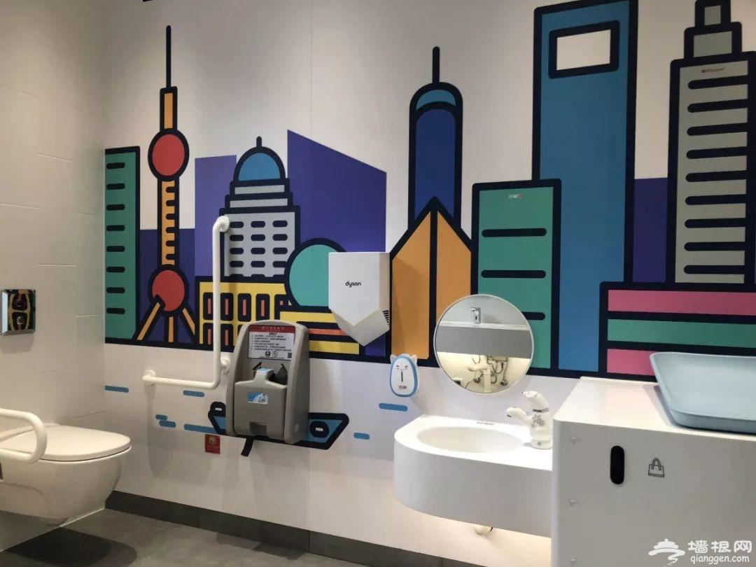 上海第三卫生间位置一览[墙根网]