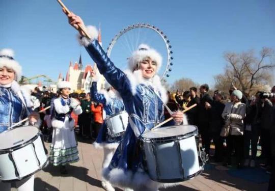 2019石景山游乐园春节庙会举办时间、活动详情