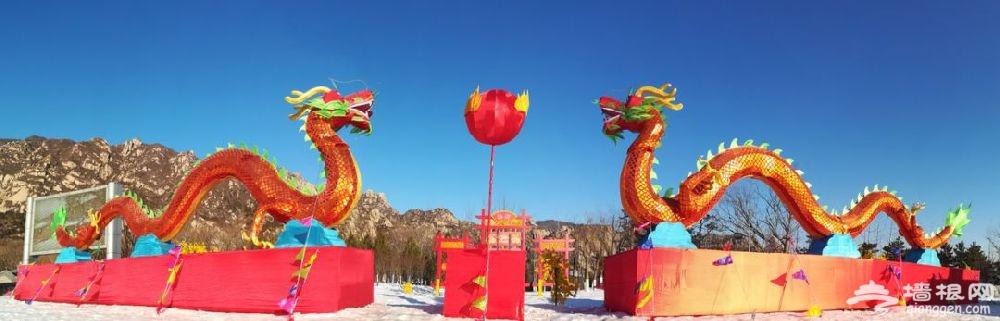 2019北京凤凰岭庙会新春游园会(时间 地点 门票)