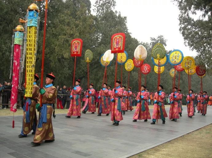 2019年西青张家窝社会山老北京皇家庙会盛大来袭[墙根网]