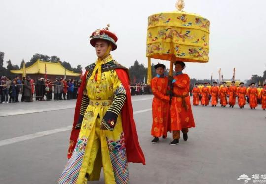 2019年西青张家窝社会山老北京皇家庙会盛大来袭