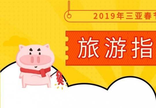 最全攻略!2019年三亚春节旅游指南出炉