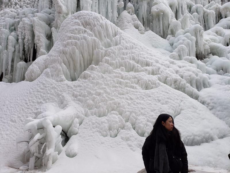 京郊赏冰看雪 这处网红打卡地让你拍照到手软[墙根网]