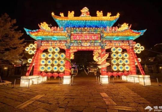 猪年第一天,必须来这个地方,老北京的年味儿全在这儿